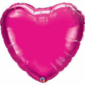 Plain Colour Hearts