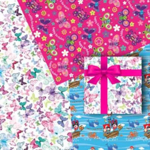 24 Sheet Wrap
