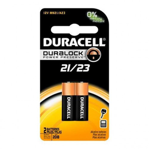 duracell twin batteries size 12V