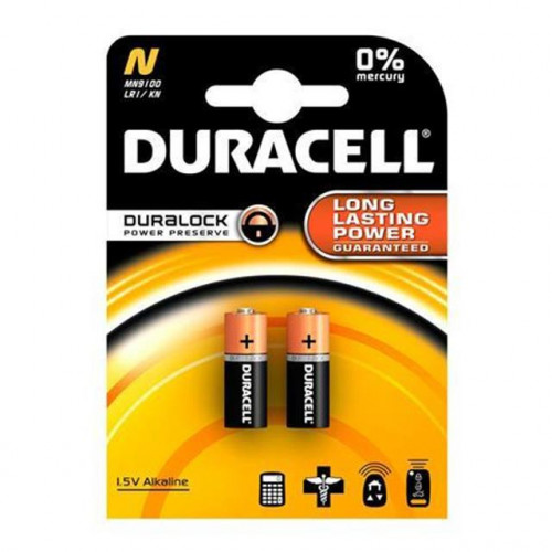 duracell twin batteries Size N
