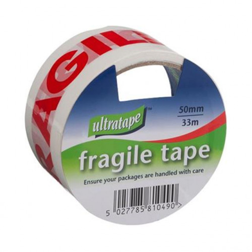 50mm Fragile Tape