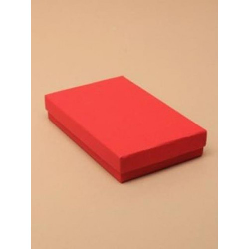 Gift Box / Red Gift Box 11x7x2.2cm 12 pieces