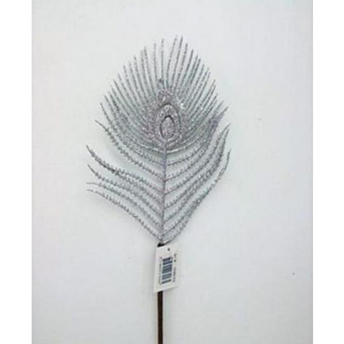 Silver Feather Stem