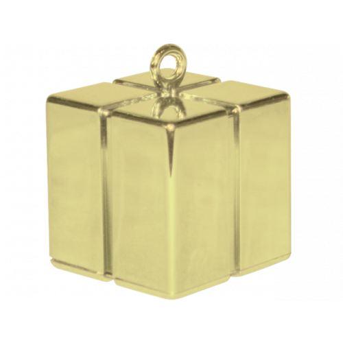 B/WEIGHT GIFTBOX GOLD 12 PIECES