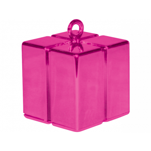B/WEIGHT GIFTBOX MAGENT 12 PIECES