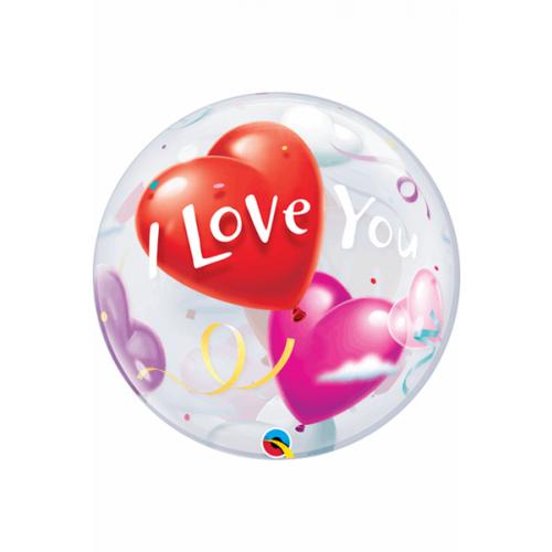 "22"" I Love You Bubble"
