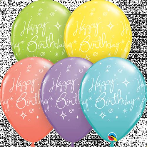"""11"""" Latex Birthday"""