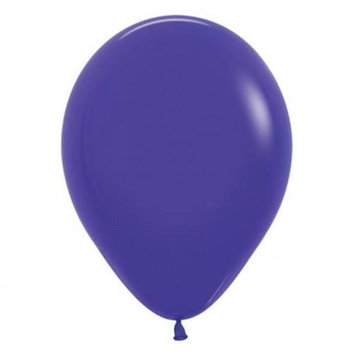 """12"""" Fashion Violet Pk50 Latex"""