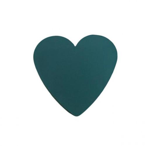 """Foam Backed Heart 18"""" 473Mm"""