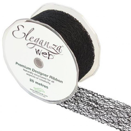 Web Ribbon 50Mmx20M Black No.20