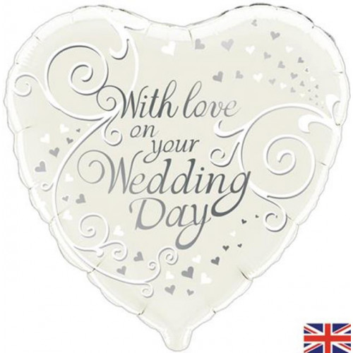 "18"" Wedding Day"