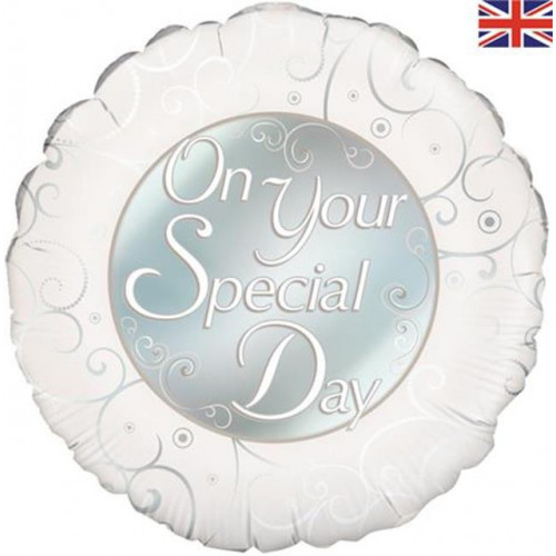 """18"""" Your Special Day"""