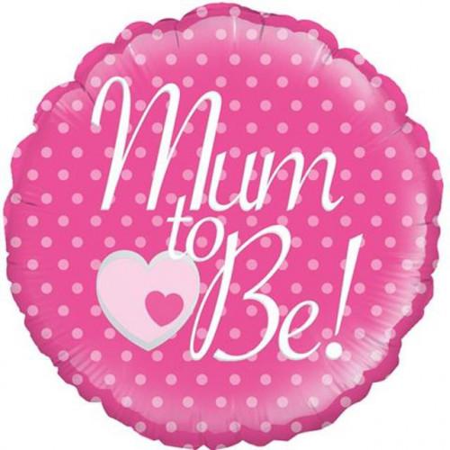"""18"""" Mum To Be"""