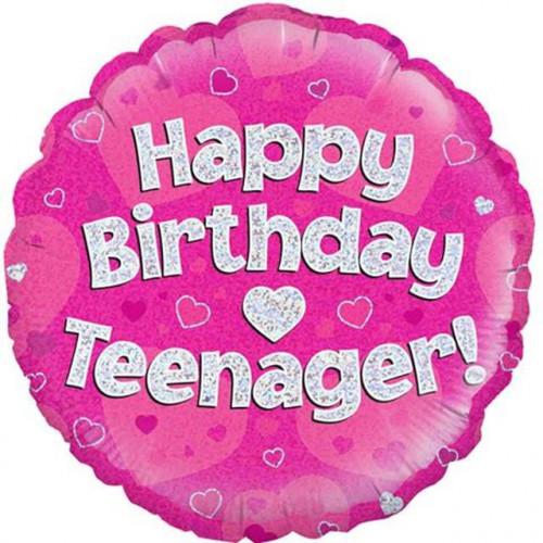 "18"" Birthday Teenager"