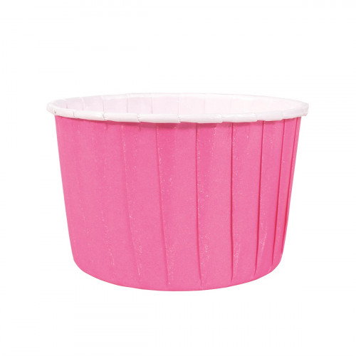BAKING CASE-CUP-HOT PINK-60MM-24PK