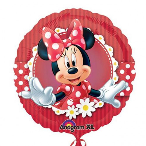 SD-C MAD ABOUT MINNIE FOIL BALLOON
