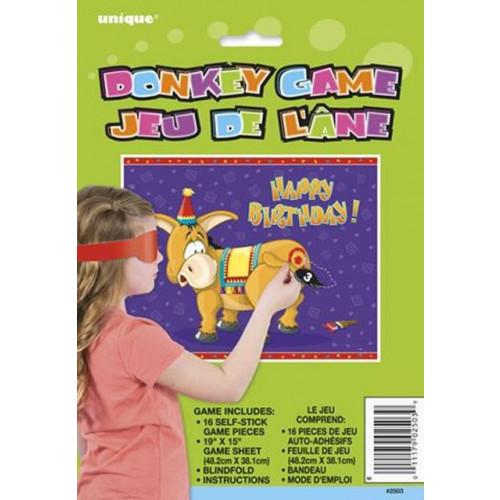 Donkey Game