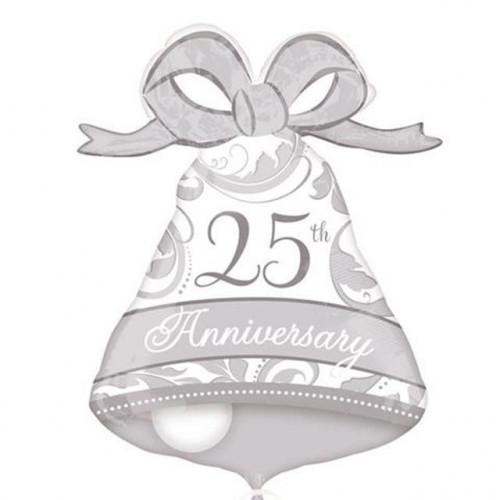 Silver Anniversary Supershape