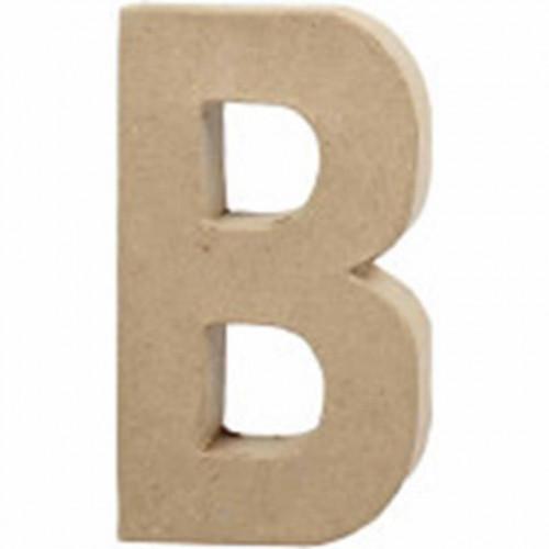 Letter B Cardboard