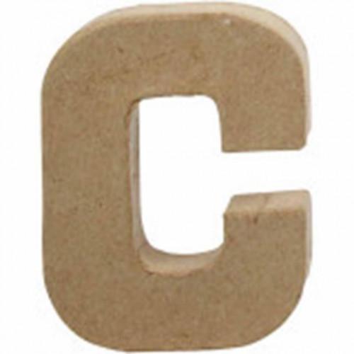 Letter C Cardboard