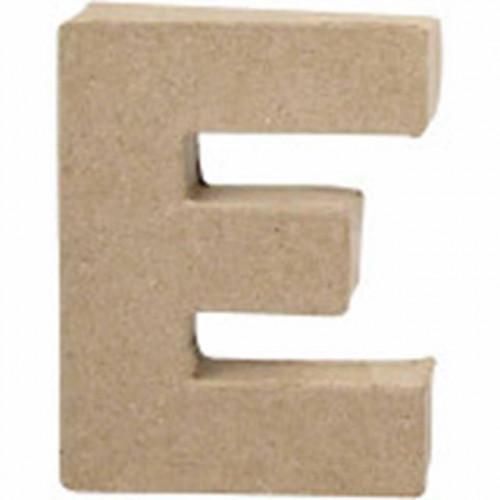 Letter E Cardboard