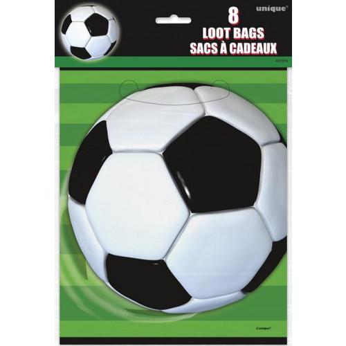 3D Soccer Lootbags