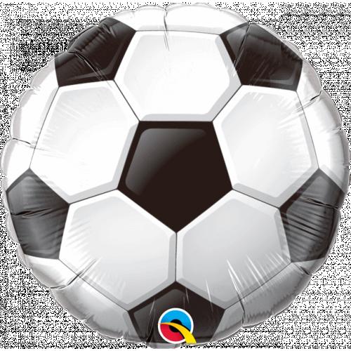 """18"""" Soccer Ball Balloon"""