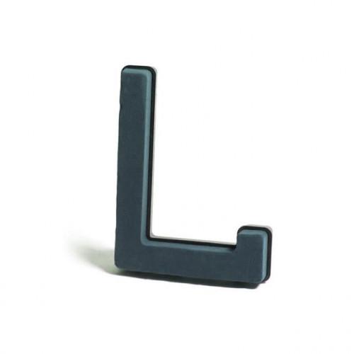 Plastic Backed Letter L 28Cmx22Cm