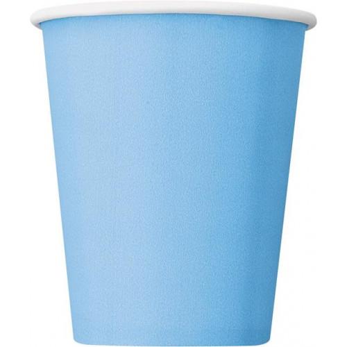 14 POWDER BLUE 9OZ CUP