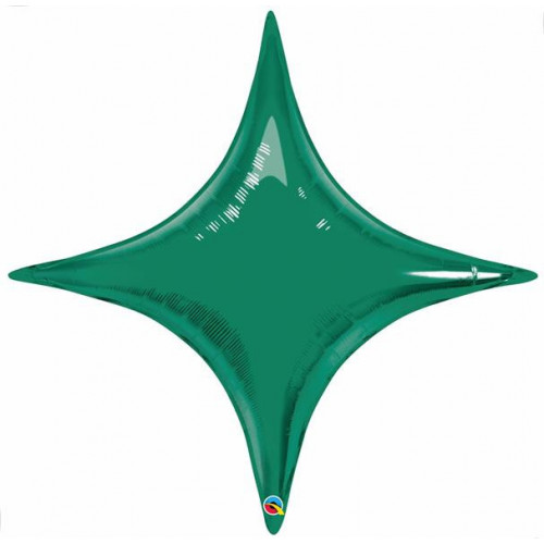 "14 EMERALD GREEN 9"" SQUARE PLATES"