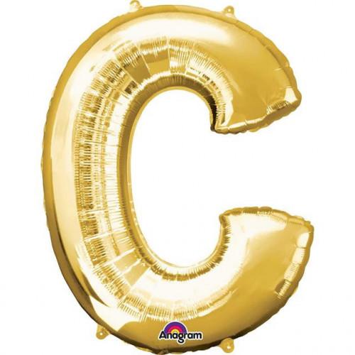 "34"" Letter C Supershape"