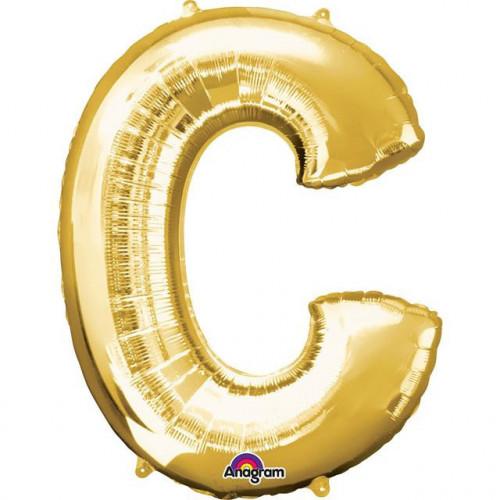 "16"" Letter C"