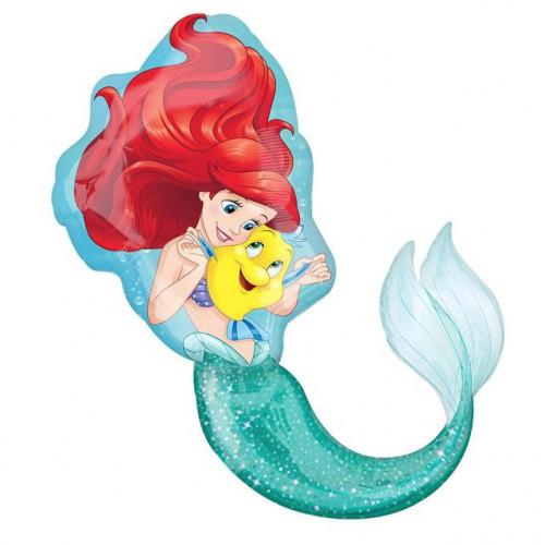 Little Mermaid Supershape