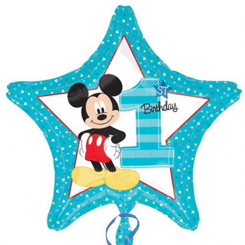 """18"""" Age 1 Mickey Mouse"""