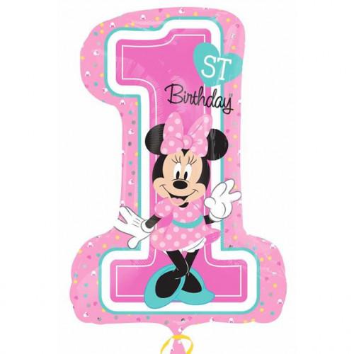 Age 1 Minnie Supershape