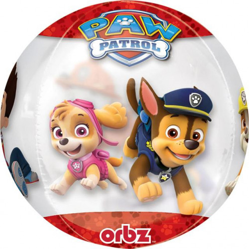 ORBZ CHASE & MARSHALL FOIL BALLOON