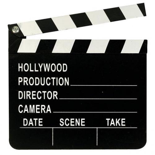 Hollywood Clapboard