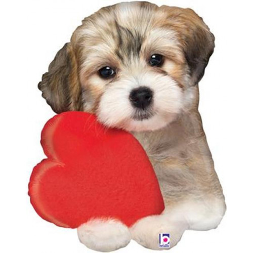 """29"""" Adorable Puppy Supershape"""