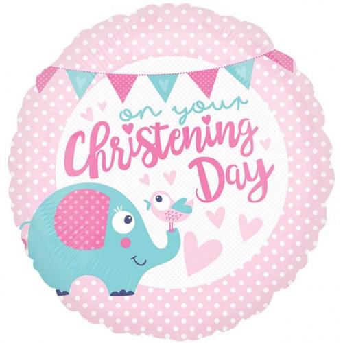 """18"""" Christening Day"""