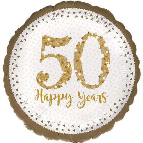 "18"" Golden Anniversary"
