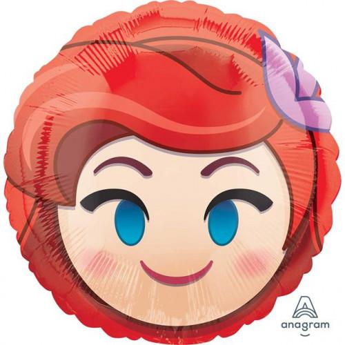 "18"" Ariel Emoji"