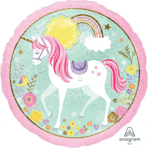 "18"" Magical Unicorn"