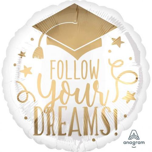 "18"" Follow Your Dreams"
