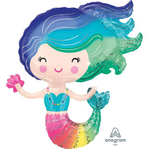 Mermaid Supershape