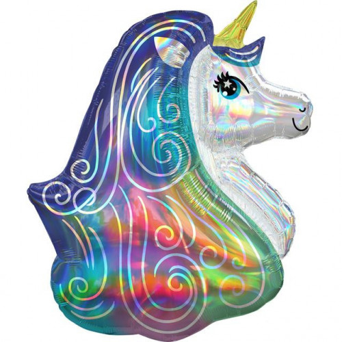 Iridescent Unicorn Supershape