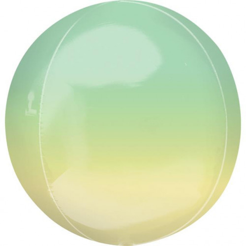 Orbz Ombre Yellow & Green