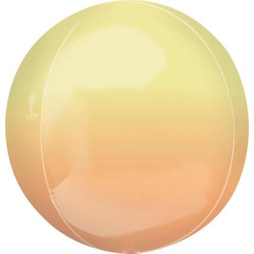 Orbz Ombre Yellow & Orange