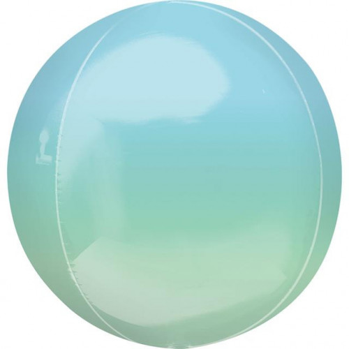 Orbz Ombre Blue & Green
