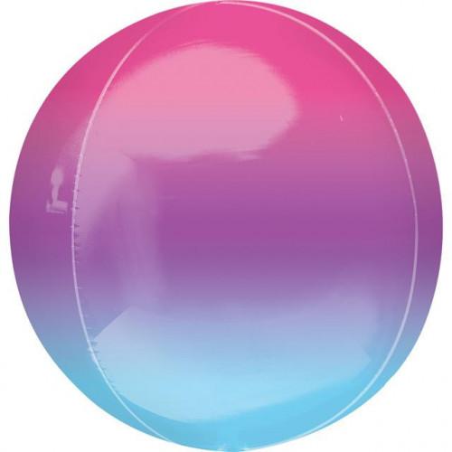 Orbz Ombre Purple & Blue