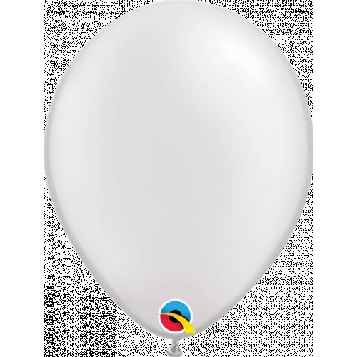 "11"" Pearl White Pk100 Latex"